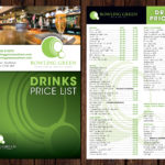 bowling green southam Menu projects