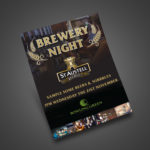 St Austells brewery projects flyer