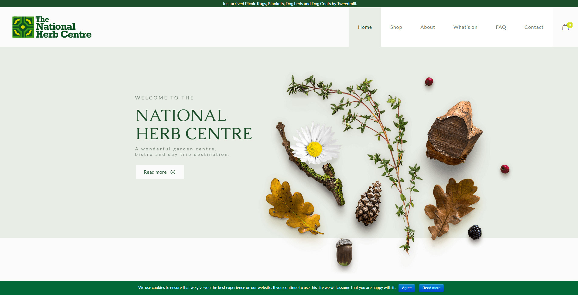 The National Herb Centre