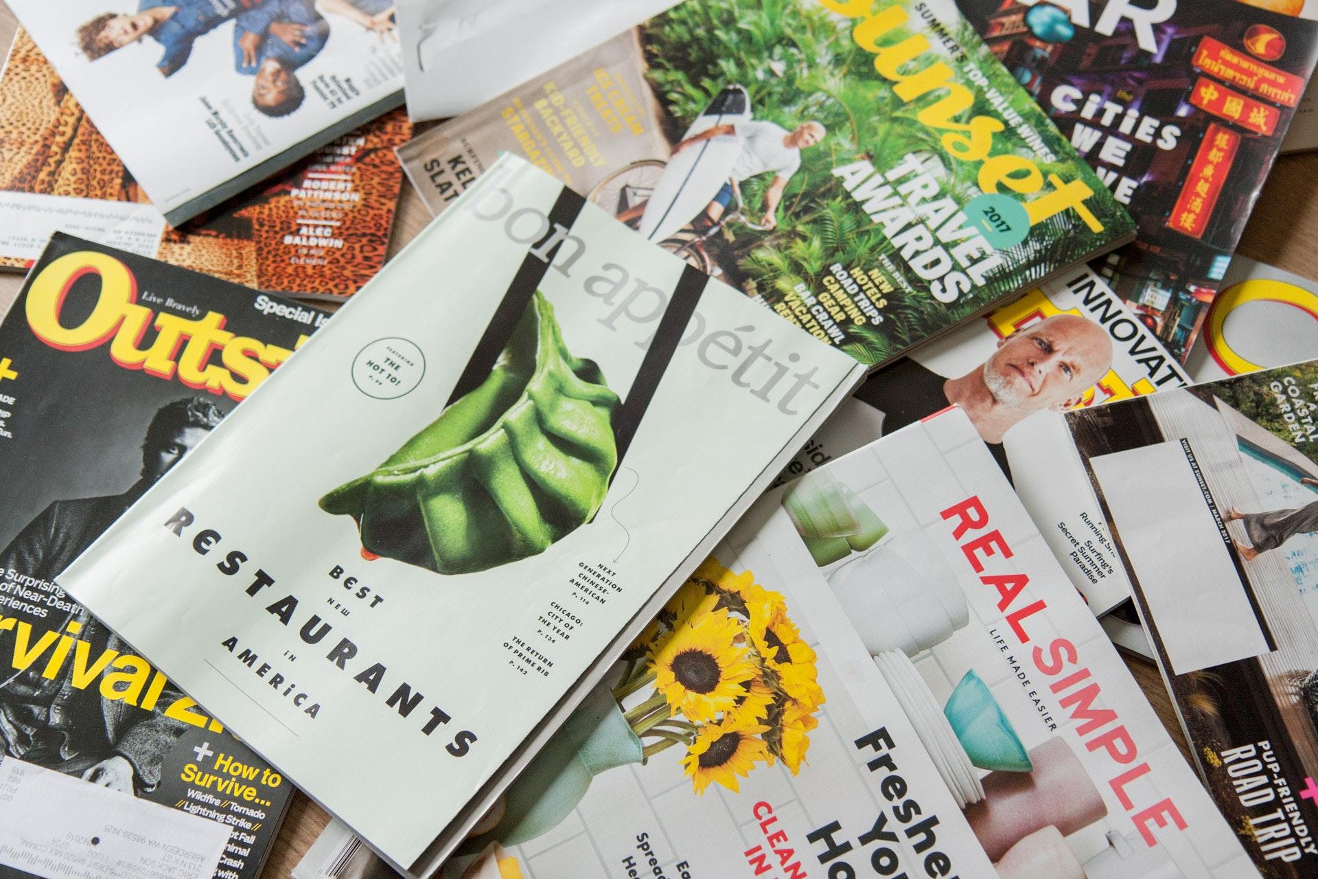 brochure design image