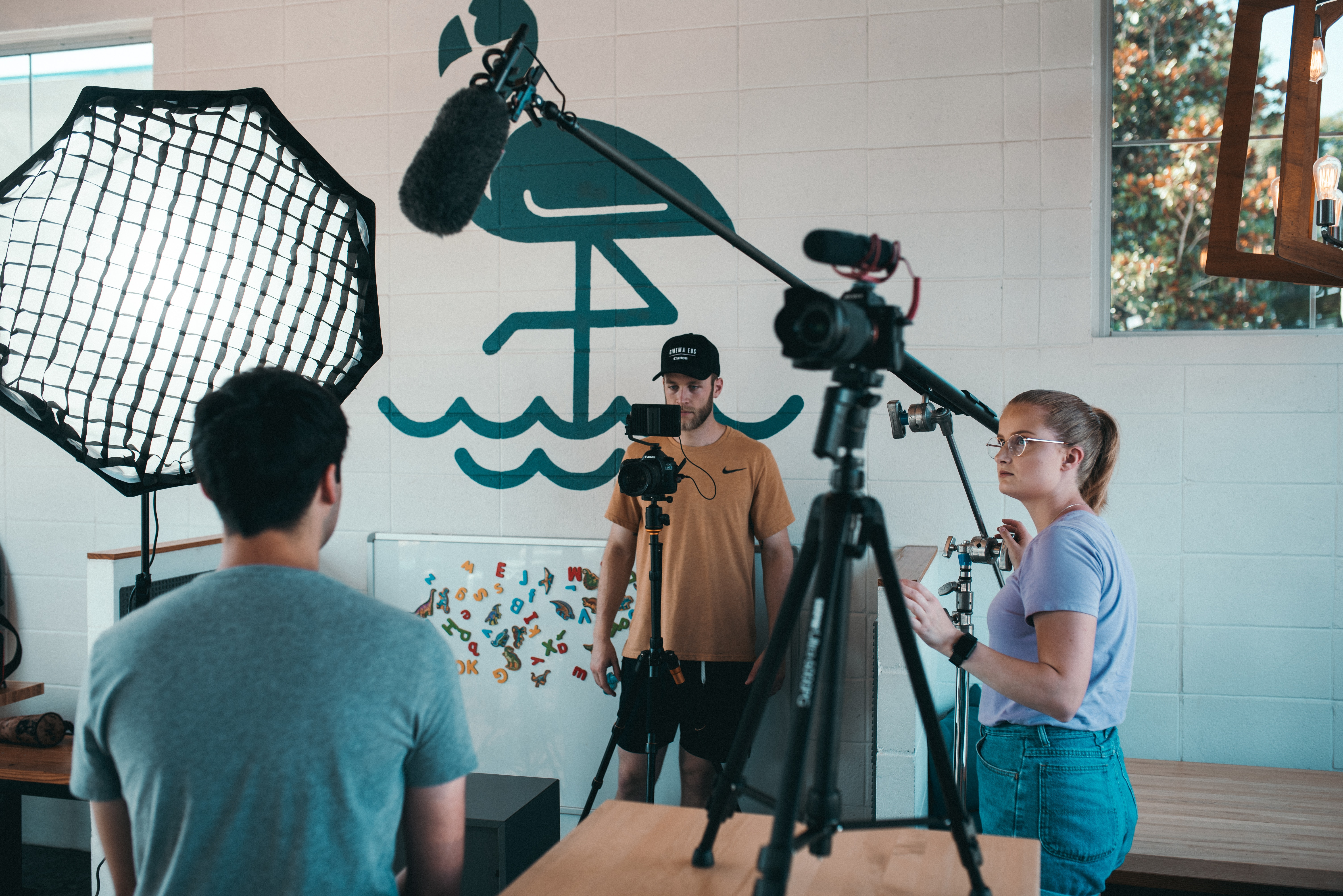 video production image